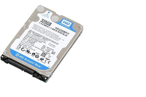 升级提示更换笔记本电脑硬盘 -  Western Digital