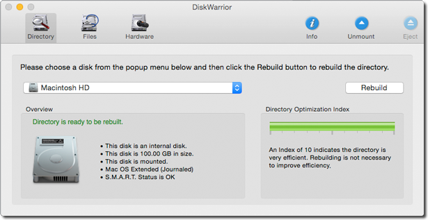 mac数据恢复软件 -  8