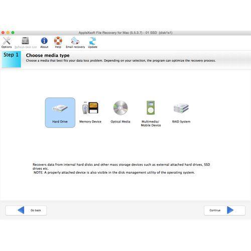 mac数据恢复软件 -  9