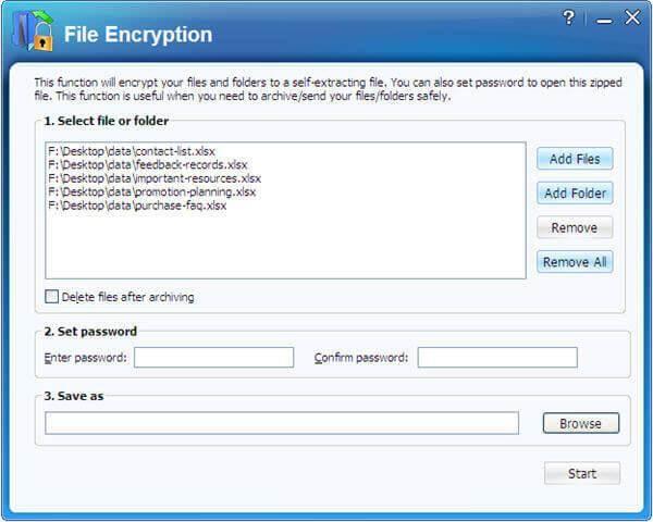密码保护excel工具