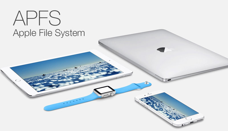 苹果文件系统
