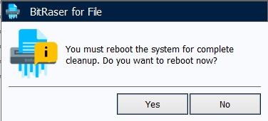 安全擦除硬盘驱动器