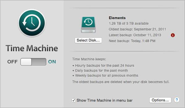 如何使用10种简单方法 - 备份数据来修复慢速Mac性能
