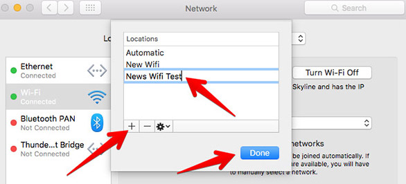 修复MAC OS Sierra升级后的慢速Wi-Fi-9
