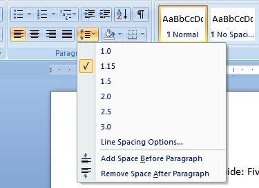 微软词中的双重空间