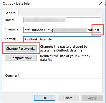 PST密码恢复步骤3