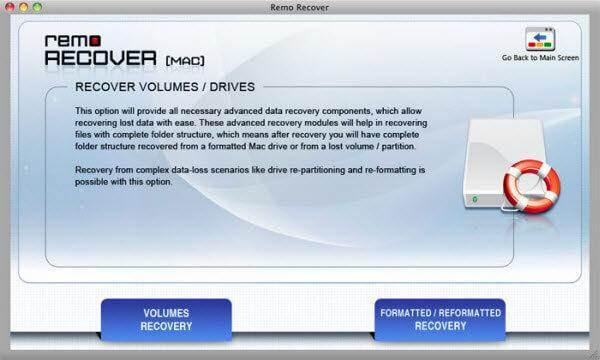 mac数据恢复程序