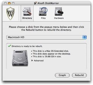 mac文件恢复软件