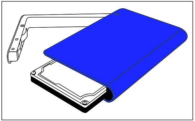 USB硬盘型号7