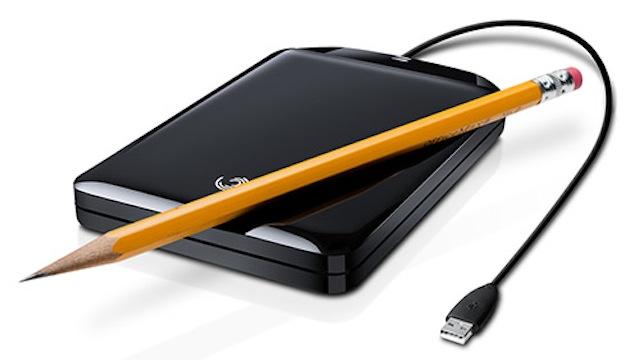 USB硬盘型号2