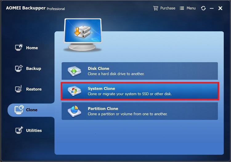 将Windows 10迁移到ssd