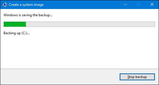 Windows 7中的系统映像备份
