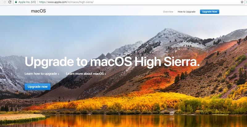 升级mac