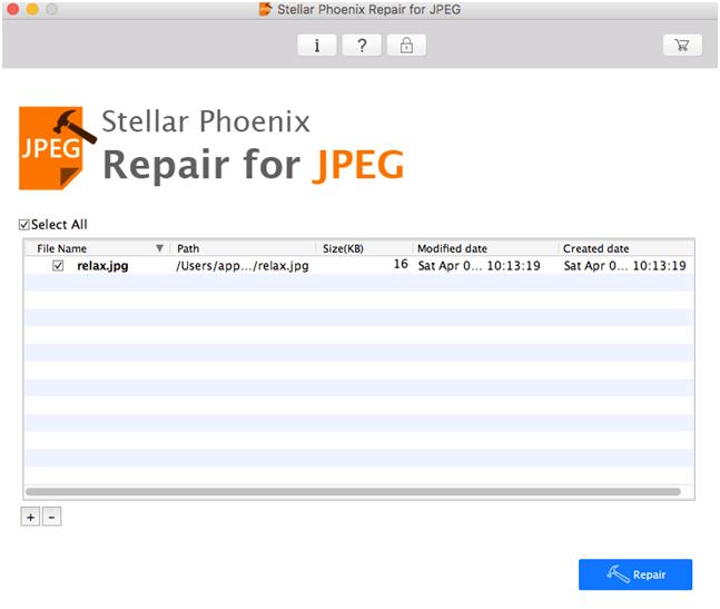 开始修复Jpg文件