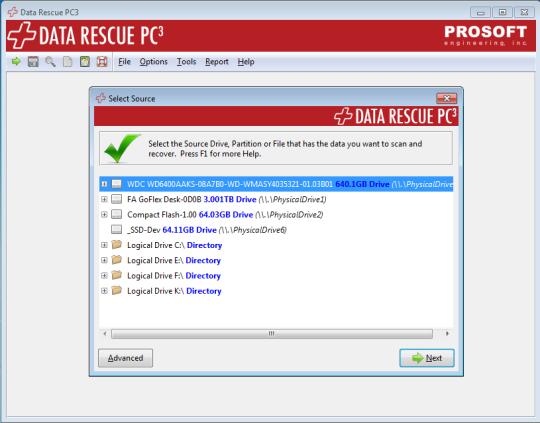 数据救援免费恢复软件
