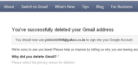 如何成功删除Gmail帐户-删除