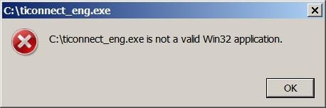 为什么显示不正确的Win32应用程序