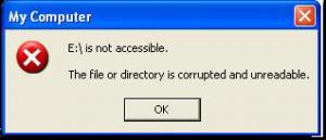 无法访问USB驱动器