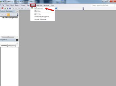 修复损坏的Excel文件的步骤1