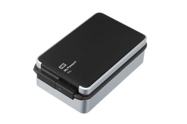 最大的外部硬盘驱动器:Western Digital