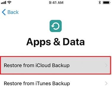 数据恢复iPhone