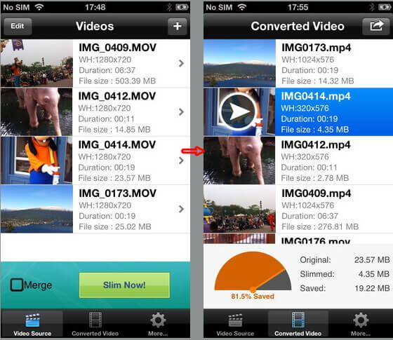 如何在Android设备上压缩视频电子邮件