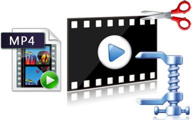 压缩MP4视频大小