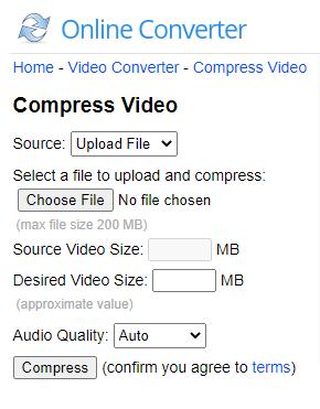 将MP4设置为输出格式